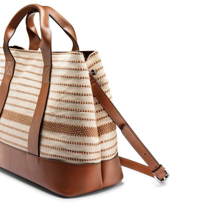 Bag bata, Blanc, 969-1307 - 15