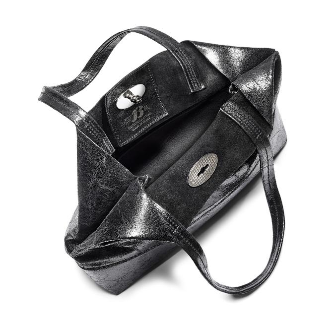 Bag bata, Noir, 964-6357 - 16