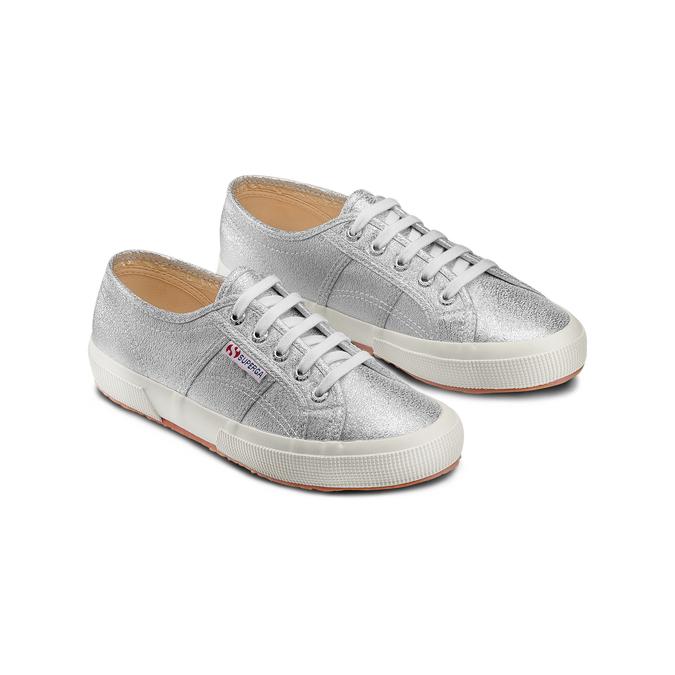 Women's shoes  superga, Argent, 589-3387 - 16