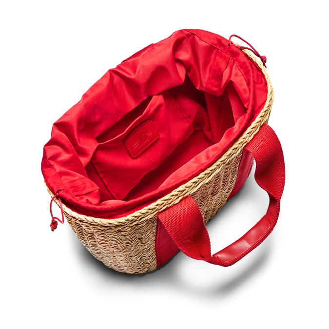 Bag bata, Rouge, 969-5295 - 16