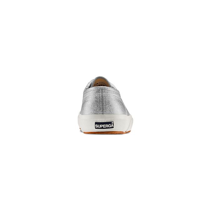 Women's shoes  superga, Argent, 589-3387 - 15