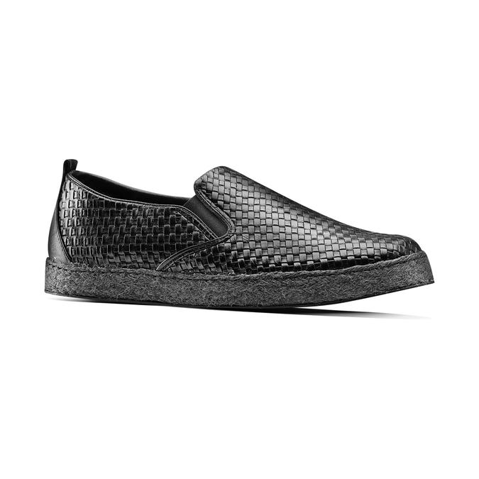 Men's shoes bata, Noir, 851-6187 - 13