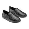 Men's shoes bata, Noir, 851-6187 - 16