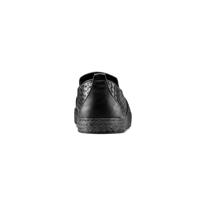 Men's shoes bata, Noir, 851-6187 - 15