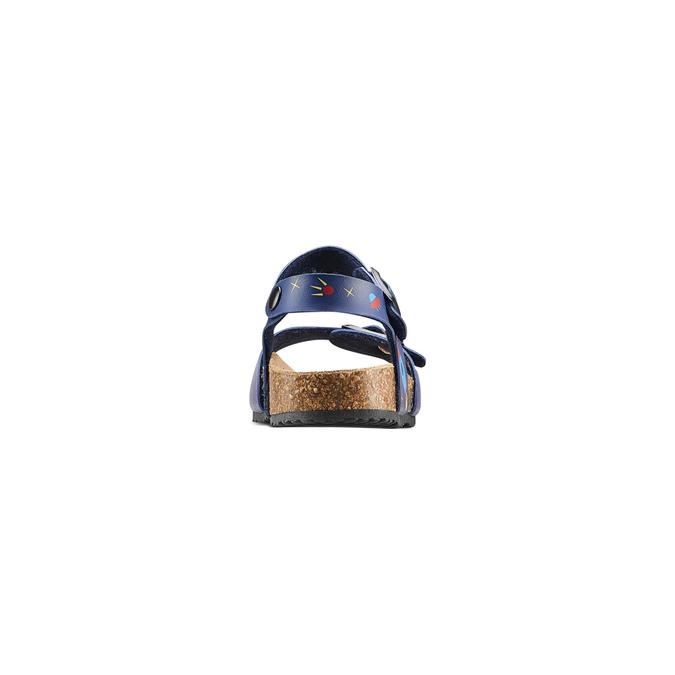 Childrens shoes mini-b, Bleu, 261-9210 - 15
