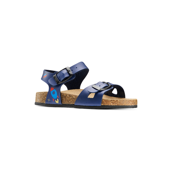 Childrens shoes mini-b, Bleu, 261-9210 - 13