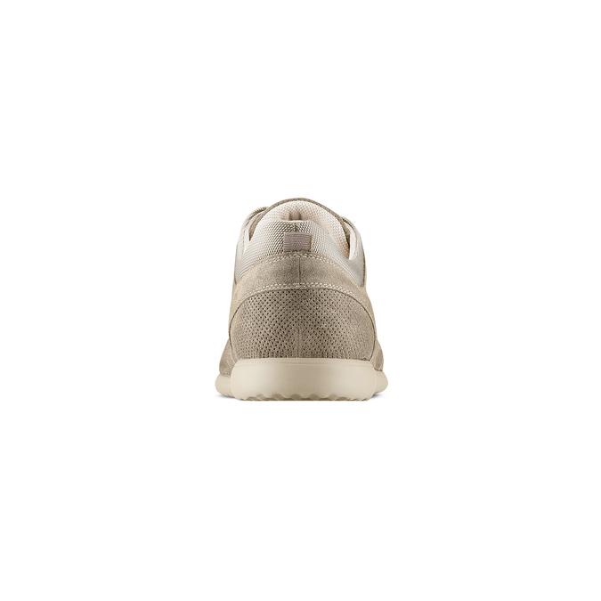 Men's shoes bata, Gris, 843-2134 - 15
