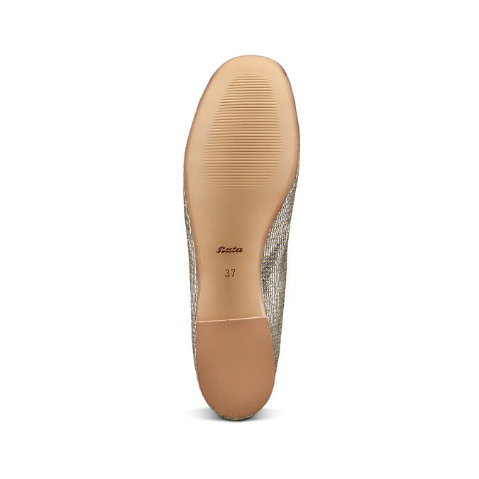 Women's shoes bata, Blanc, 521-1203 - 19