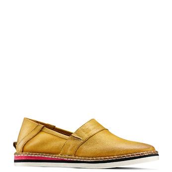 Women's shoes bata, Jaune, 514-8205 - 13