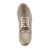 Men's shoes bata, Jaune, 833-8133 - 17