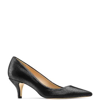 Women's shoes bata, Noir, 721-6167 - 13