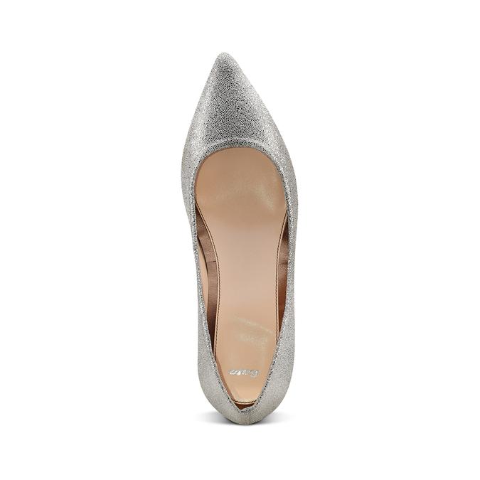 Women's shoes bata, Blanc, 721-1167 - 17