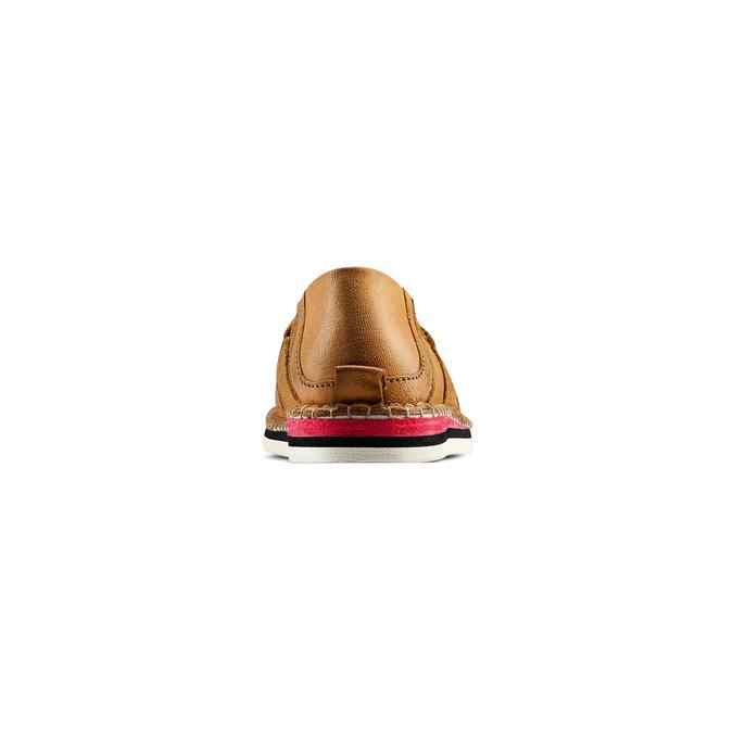 Women's shoes bata, Brun, 514-3205 - 15