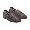 Men's shoes bata, Gris, 853-2129 - 16
