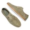 Men's shoes bata, Vert, 853-7201 - 26