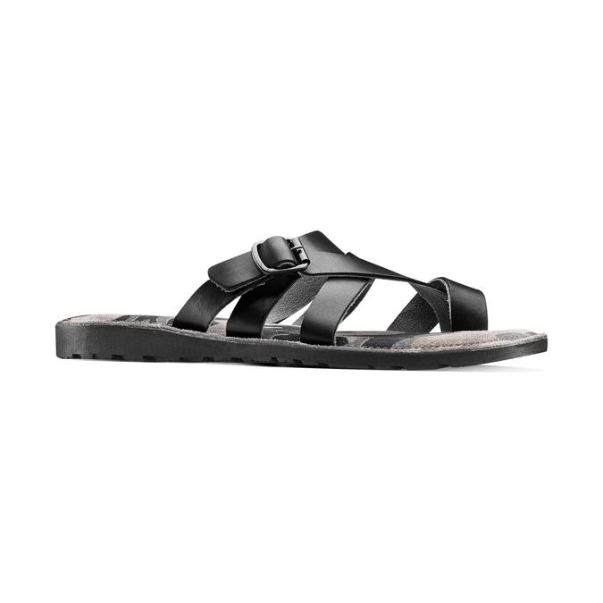 Men's shoes bata, Noir, 864-6185 - 13