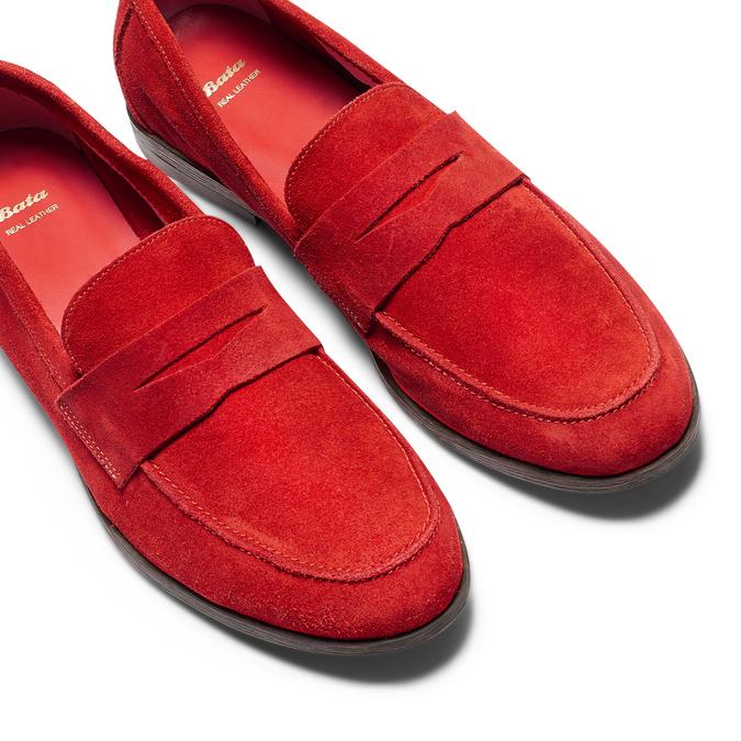 Men's shoes bata, Rouge, 853-5129 - 26