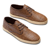 Men's shoes bata, Brun, 851-4211 - 26