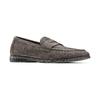 Men's shoes bata, Gris, 853-2129 - 13