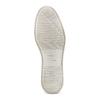 Men's shoes bata, Jaune, 854-8142 - 19