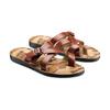 Men's shoes bata, Brun, 864-4185 - 16