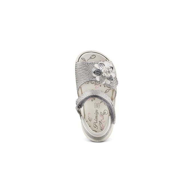 Childrens shoes primigi, Blanc, 164-1148 - 17