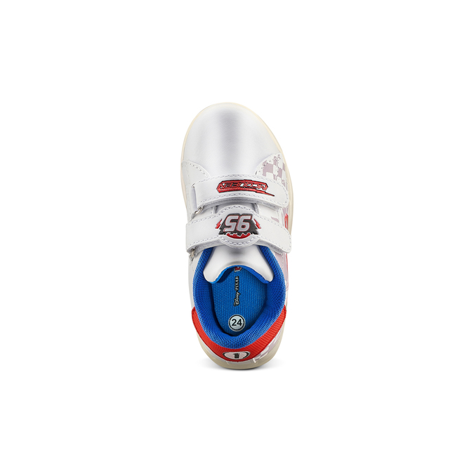 Childrens shoes spiderman, Blanc, 211-1179 - 17