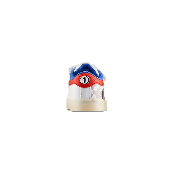 Childrens shoes spiderman, Blanc, 211-1179 - 15