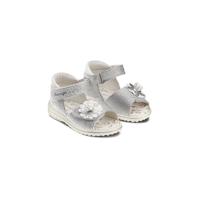 Childrens shoes primigi, Blanc, 164-1148 - 16