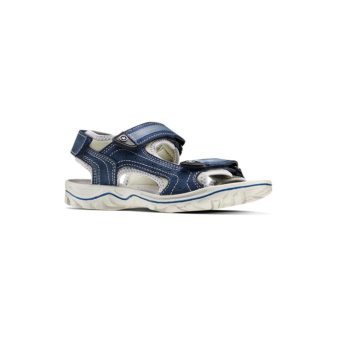 Childrens shoes weinbrenner-junior, Bleu, 463-9102 - 13