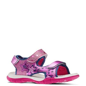 Childrens shoes mini-b, Rouge, 361-5238 - 13