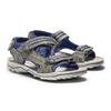 Childrens shoes weinbrenner-junior, Gris, 463-2102 - 26