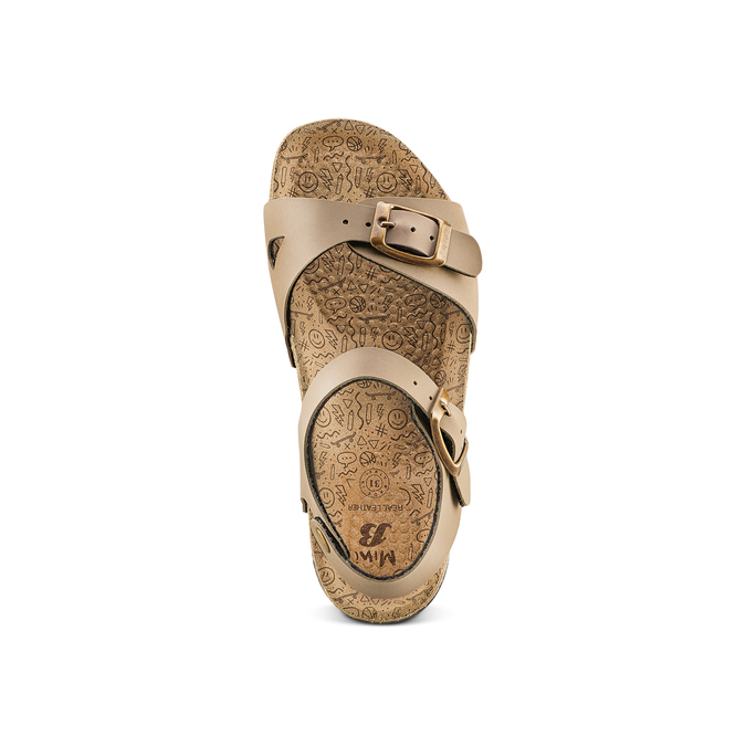 Childrens shoes mini-b, Brun, 361-3254 - 17