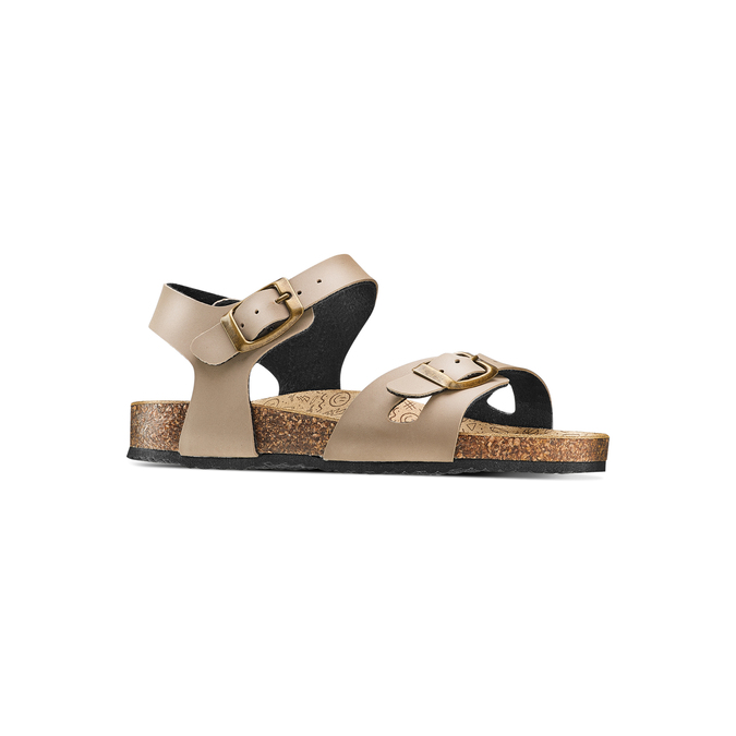 Childrens shoes mini-b, Brun, 361-3254 - 13