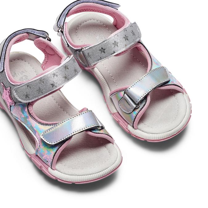 Childrens shoes mini-b, Gris, 361-2238 - 26