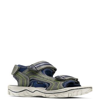 Childrens shoes weinbrenner-junior, Gris, 463-2102 - 13
