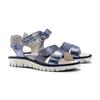 Childrens shoes primigi, Bleu, 364-9115 - 26