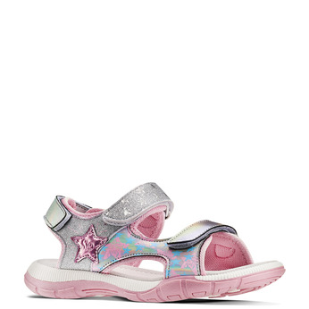 Childrens shoes mini-b, Gris, 361-2238 - 13