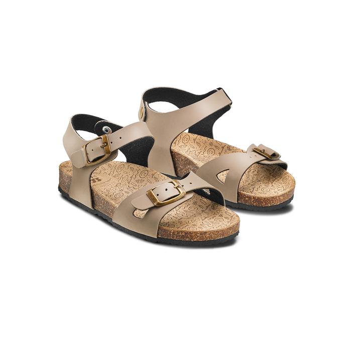 Childrens shoes mini-b, Brun, 361-3254 - 16