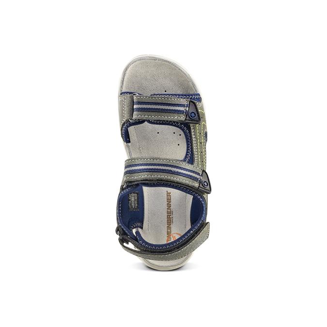 Childrens shoes weinbrenner-junior, Gris, 463-2102 - 17