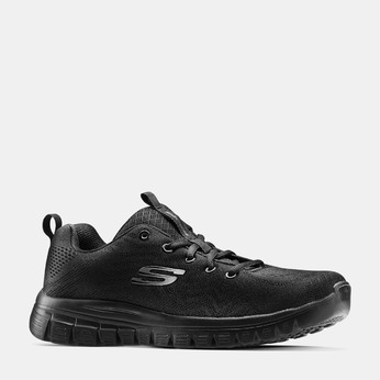 Women's shoes, Noir, 509-6318 - 13