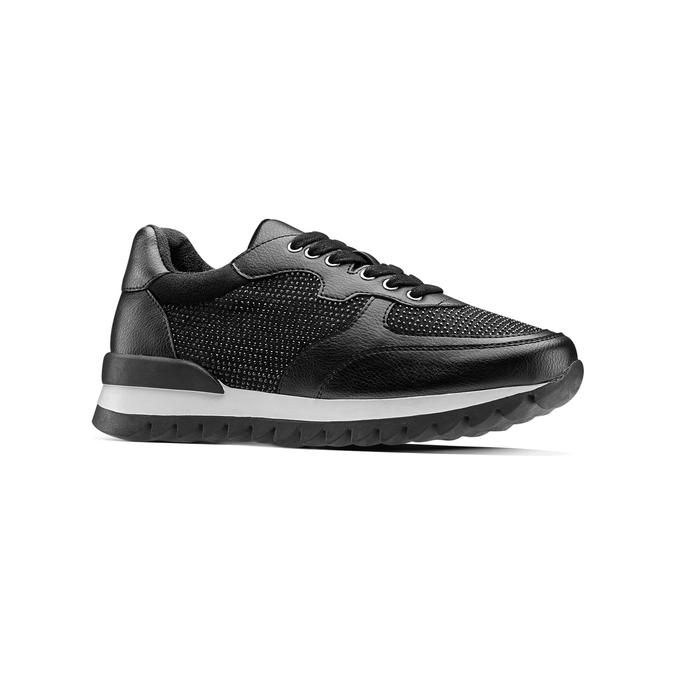 Women's shoes bata, Noir, 541-6312 - 13