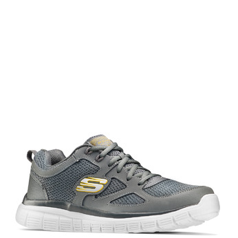 Men's shoes, Gris, 809-2805 - 13