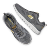 Men's shoes, Gris, 809-2805 - 26