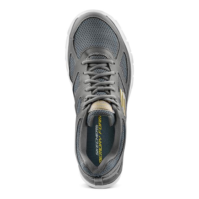 Men's shoes, Gris, 809-2805 - 17
