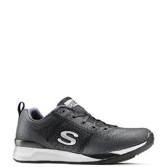 Women's shoes, Noir, 509-6313 - 13
