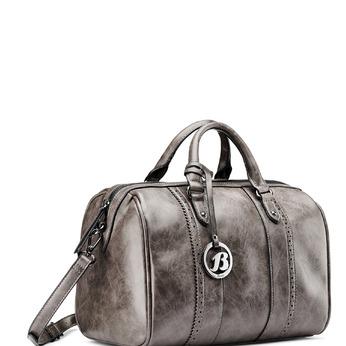 Bag bata, Gris, 961-2333 - 13
