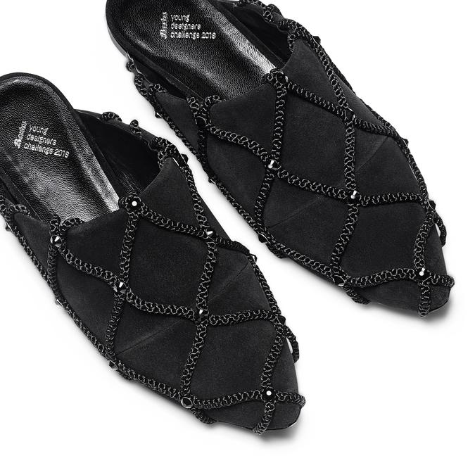 Women's shoes bata, Noir, 523-6264 - 26