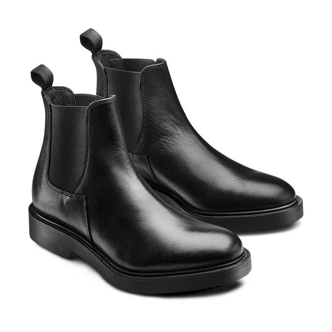 Men's shoes bata, Noir, 894-6308 - 16