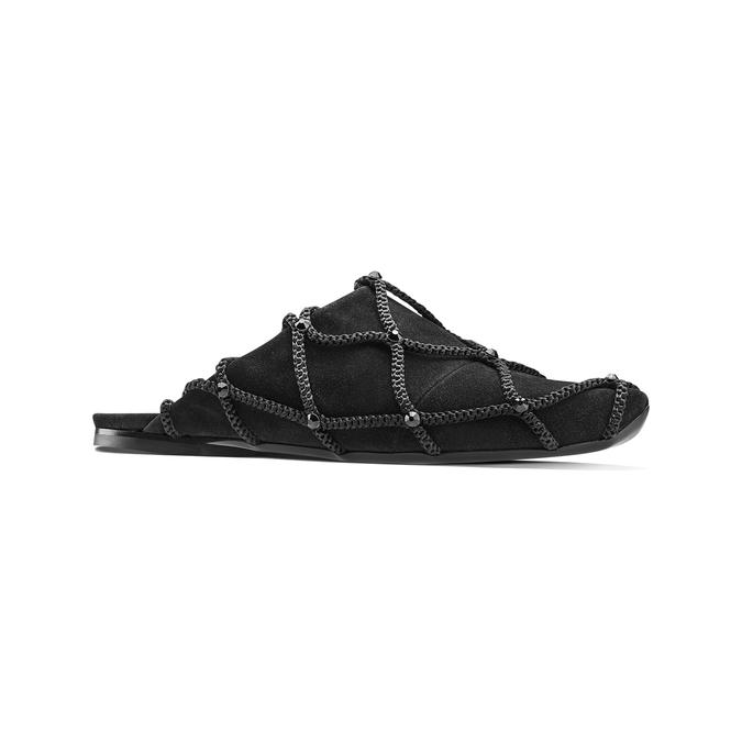 Women's shoes bata, Noir, 523-6264 - 13